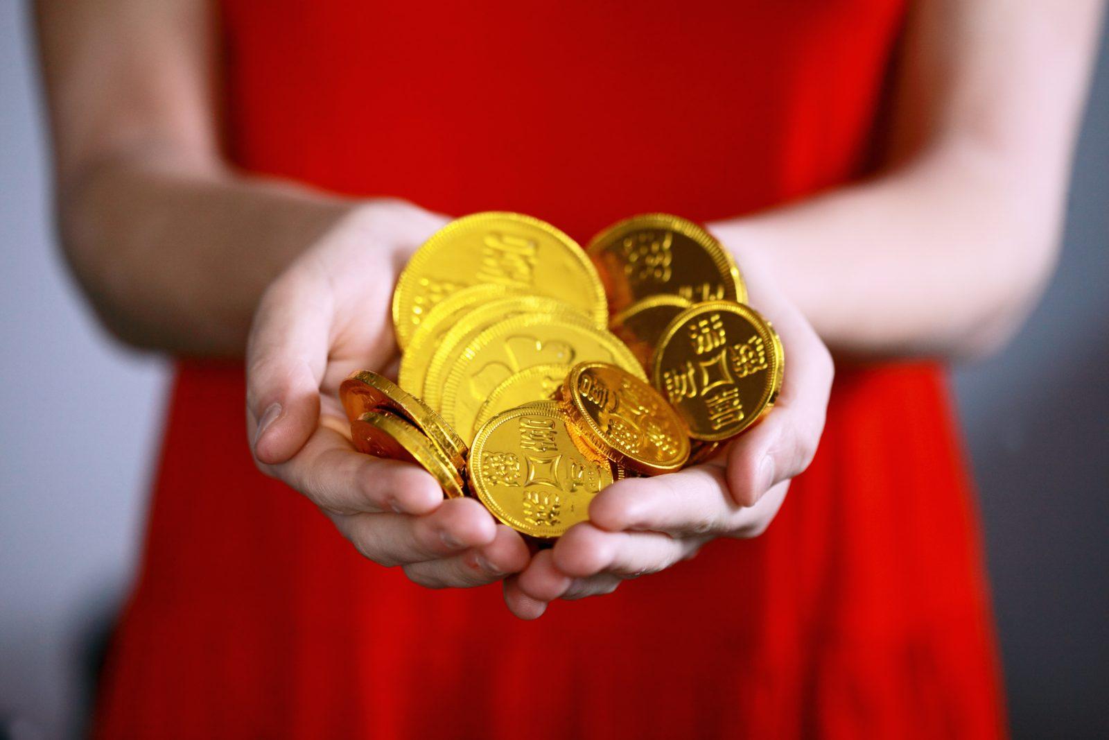 21LIVEではコインが収益になる