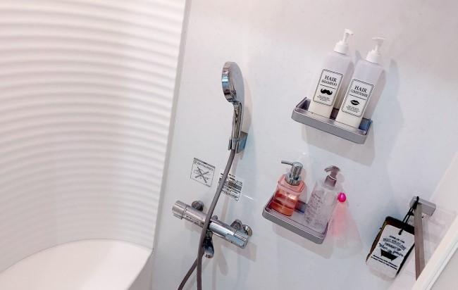 ポケットワーク大阪店シャワールーム2