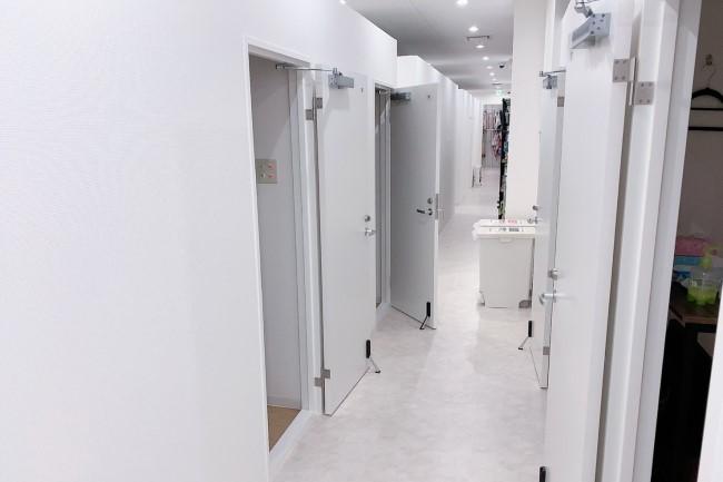 ポケットワーク大阪店チャットルーム
