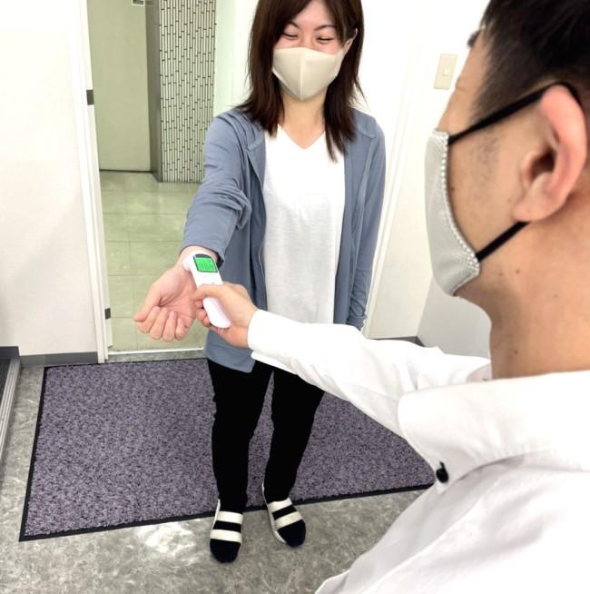 ポケットワーク名古屋店コロナ対策2