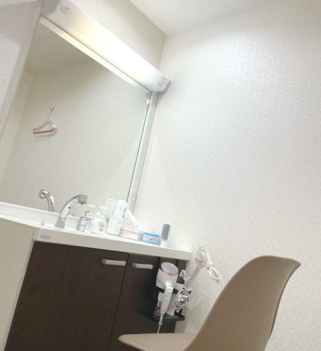 ポケットワーク名古屋店シャワールーム2